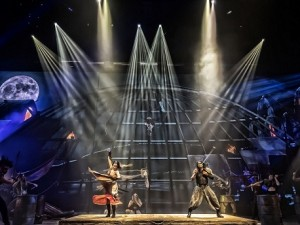 Circo de los Horrores on tour with more than 120 Robe moving lights