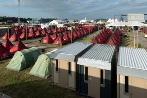 The Experience Camping Startet Erfolgreich Bei Rock Am Ring Etnow