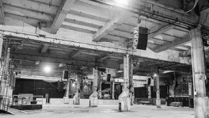 GLP fixtures dominate main rig at Manchester's Mayfield Depot