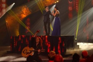 "Christie-Equipment beim Live-Finale von ""The Voice of Germany"""