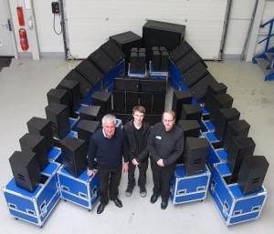 Kuchem Konferenz Technik Investiert In Meyer Sound