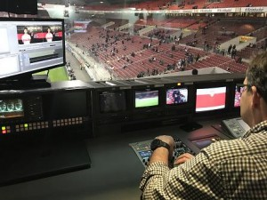 HD Wireless installiert neue Drahtloskamera-Technik in Stuttgarter Stadion
