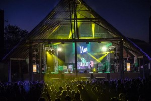 Robe fixtures in action at OppiKoppi festival