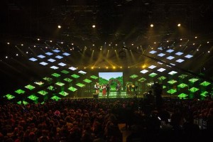 Rigging Works Sweden supplies Kinesys Apex system to Melodifestivalen