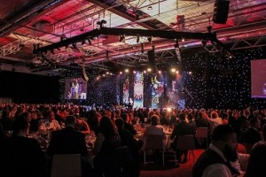 Elite Event Technology selects Robe for Naidoc Awards