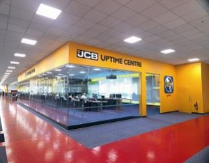 JCB's Uptime Centre in control with Digital Projection laser technology