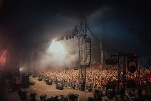 Adlib supplies sound and lighting for Creamfields