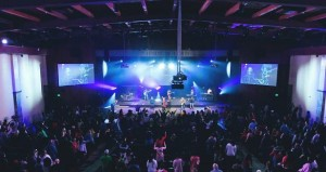 Morris Integration upgrades Shiloh Church's lighting with Chauvet Professional