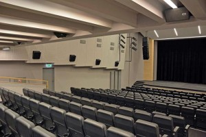 Dynacord sound system installed at Plonsk's City Cultural Center