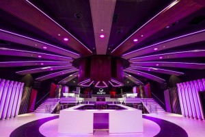 DAS Audio Sound Force systems installed at Disco Ícaro