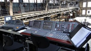 Yamaha Rivage PM10 used for Ruhrtriennale opera
