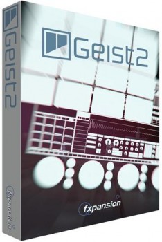 FXpansion releases Geist2 beat production system