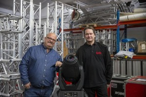 Lumini invests in Robe DL Series