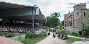 Yamaha system installed at historic German open air theatre