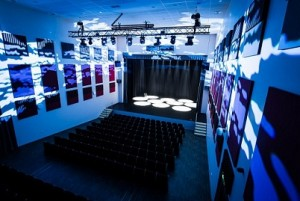 Chauvet LED fixtures installed at Sakiai Culture House