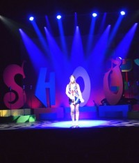 Chauvet fixtures chosen for 'Downtown! The Mod Musical'