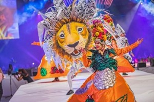 CPL delivers 'Carnival of Colour' event  for Tropic Skincare